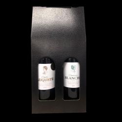 coffret duo de vins Comte  Auguste et Comtesse Blanche