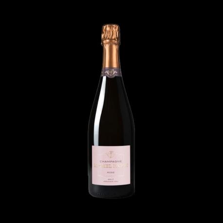 Champagne Rosé Brut -premier cru Michel Fagot